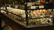 Deserts at the Bellagio Buffet