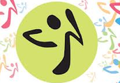 Zumba at the track in Guttenberg - Monday & Thursday mornings at 6:00 A.M.