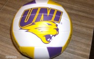 UNI Autographed Volleyball