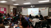 New Kahoot in McMichael's class