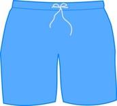 Los pantalones cortos
