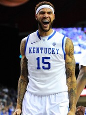 Cauley-Stein at University of Kentucky