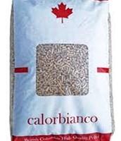 PELLET CANADESE CERTIFICATO CALORBIANCO