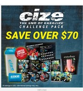 Cize challenge pack