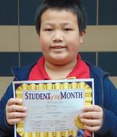 Michael Huang - Fifth Grade