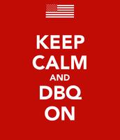 DBQ Rubric has changed!
