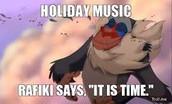 Enjoy the Holiday Season
