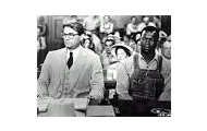 Tom Robinson and Atticus Finch in To Kill A Mockingbird