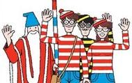 Waldo avec ses amis
