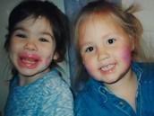 Tuve una infancia interesante.
