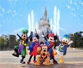 Mickey and Friends!!!