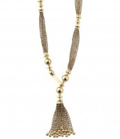 SOLD!!!!          Bianca Tassel Necklace