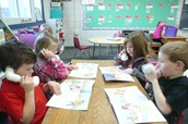 A Reading Group Rereading Their Stories to Themselves