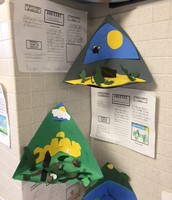 Habitat reports in Second Grade