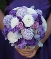 A Purple Wedding!