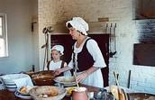 Women's chores