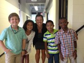 Combs' Students @ NCSU
