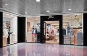 J Crew Stores in Canada