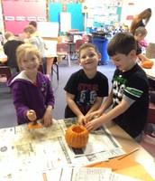 Students Enjoy Seasonal Science Lesson