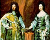 William and Mary in February 1689