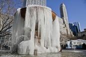 Freezing Water