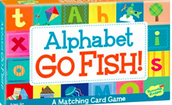 Go Fish Alphabet Game!