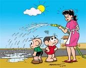 Desperdicio de agua