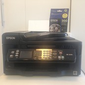 Epson WF2540 Color Printer/Scanner/Fax