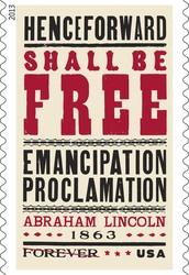 Emancipation Proclamation.....Ended slavery in the SOUTH!