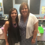 First Grade Teachers:  Mrs. Caceres and Mrs. Winans