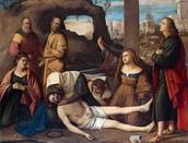 Pintura veneciana religiosa