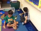 Animals and Legos!