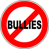 No room for bullies!