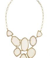 Fiona Bib Necklace $55