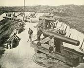 Vicksburg Heavy Batteries