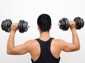 Lifting weights (Exercise)