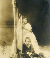 Vinnie Ream and Son Richard L. Hoxie Jr.