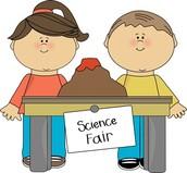 Science Fair Update!
