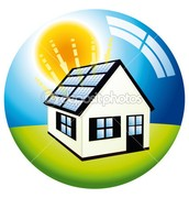 heat +solar panels+solar energy=electricity