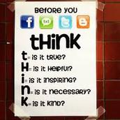 Digital Citizenship & Bullying Awareness Month