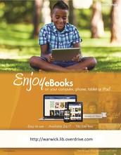 Free ebooks and audiobooks