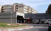 מקומות של בתי חולים בישראל