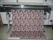 Customized school fabric