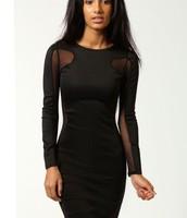 Vestido Combinado Ref. 8166