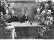 1838-1842- first Opium War in China.