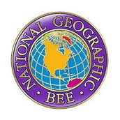 NATIONAL GEOGRAPHIC SOCIEITY GEOGRAPHY BEE FINALISTS!