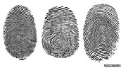 Head to location and Get fingerprints taken.