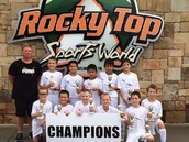 Gatlinburg Invitational - 04 Boys White (Champions)