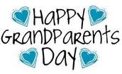 K-12 Grandparents' Day April 13!