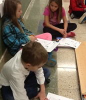 Hands on work in collaborative groups